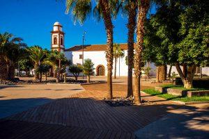 Iglesia de Antigua